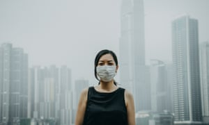 Masks may not be great against viruses or pollution, according to experts.