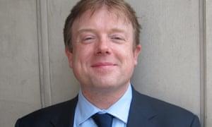 Headshot of Nick Nillman
