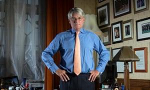 The former international development secretary Andrew Mitchell