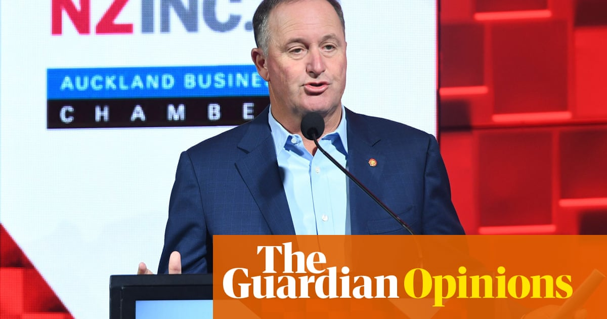 John Key calling New Zealand's Covid response 'North Korean' isn't just lazy rhetoric, it's wrong