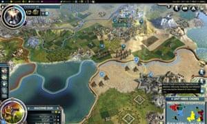 Civilization V: Gods & Kings screenshot