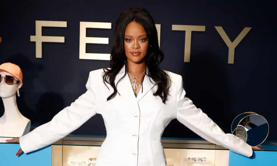 Image result for Rihanna's Savage x Fenty lingerie brand is now worth $1bn