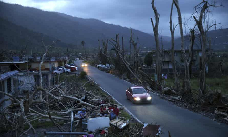 At least 1,400 people – and probably as many as 5,000 – died in Puerto Rico in the aftermath of Hurricane Maria.