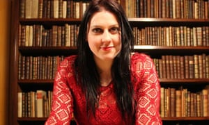 Janina Ramirez, who describes the dark ages as 'vibrant and exciting'