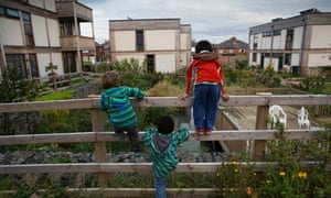 Lilac Grove in Leeds co-housing project.