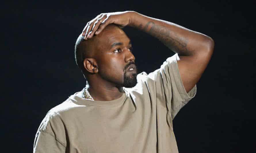 Kanye West … Man of many titles.