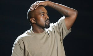 What must Kanye West say to remain in the news cycle long enough to get through the release of his album?