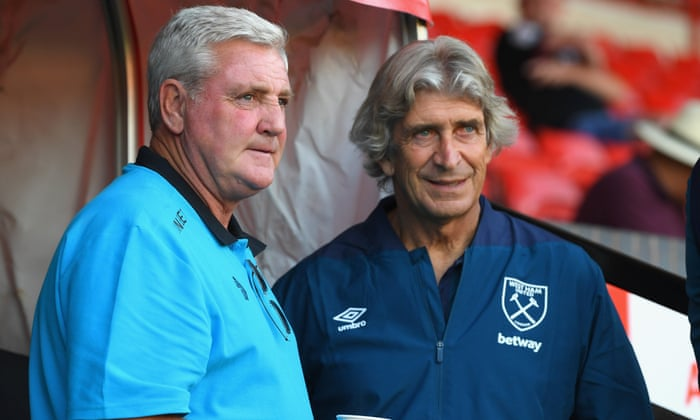 Steve Bruce to stay on as Aston Villa manager after meeting new
