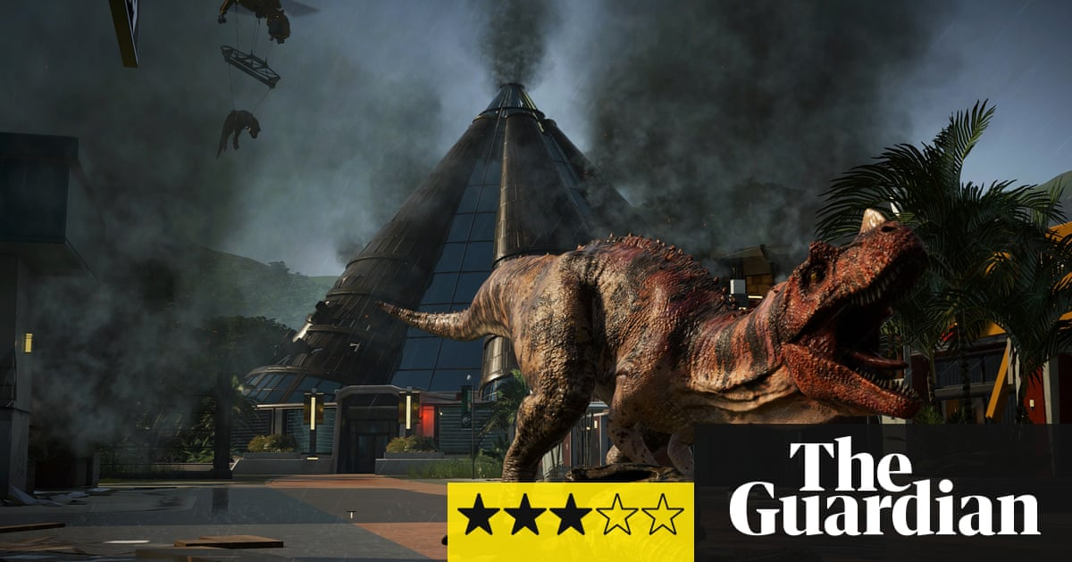 Jurassic World Evolution review – fun once the chaos begins