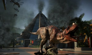 Jurassic World Evolution review – fun once the chaos begins | Games