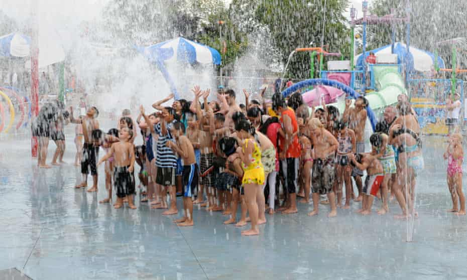 Toronto's multicultural waterparks show the true radical potential of the city.