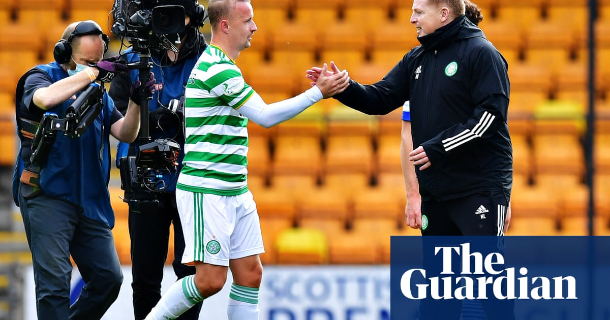 Scottish Premiership roundup: Griffiths secures Celtic win but Rangers stay top
