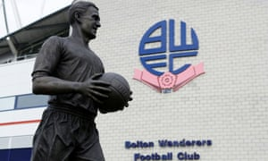Bolton are in administration and their seven players include two goalkeepers and no defenders.