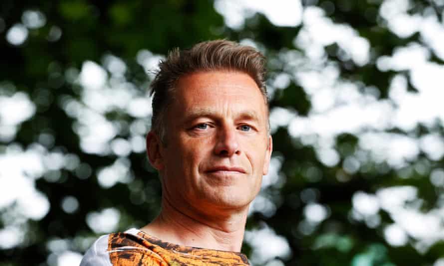 Chris Packham, broadcaster and nature presenter