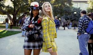 Stacey Dash and Alicia Silverstone in Clueless.