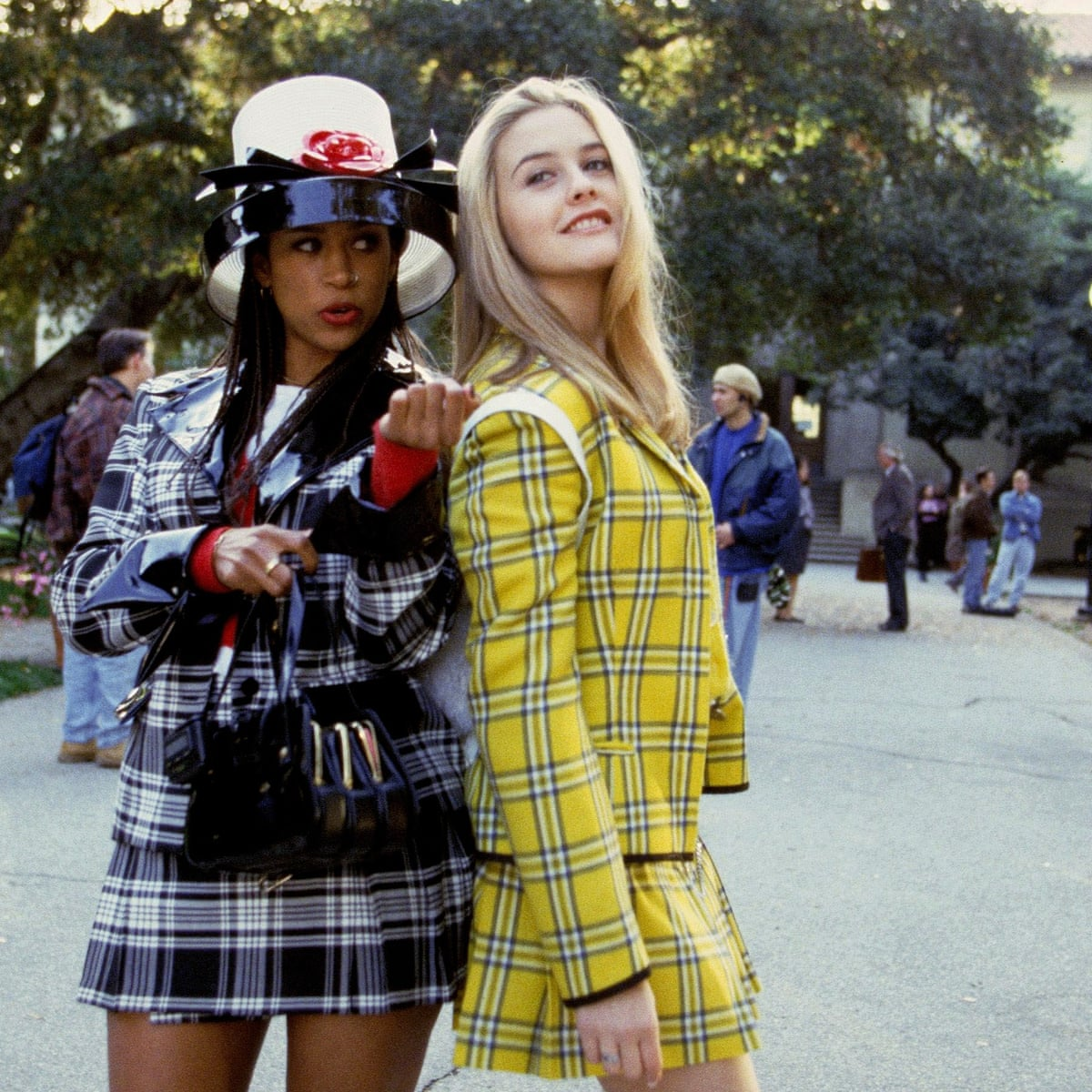 Who Doesn T Love A Plaid How The Clueless Look Was Made 25 Years Ago Fashion The Guardian
