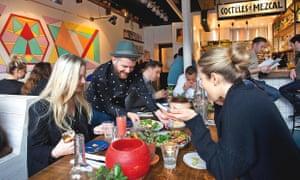 Breddos: 'The kitchen elevates street food to an art.'