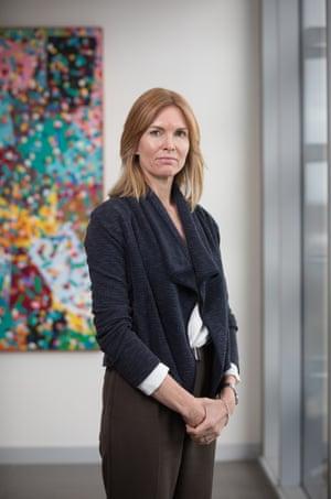 Dr Claire Shepherd.