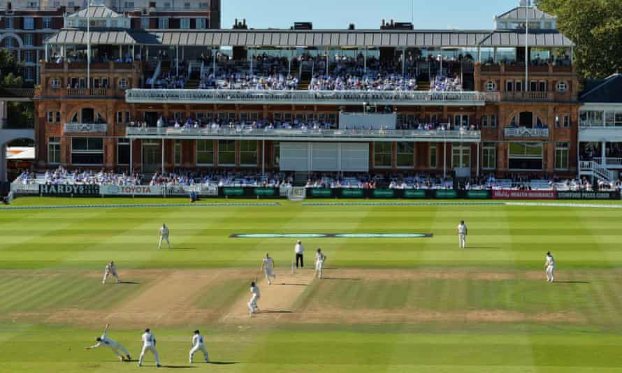 A possible end-of-season final could be staged at Lord's as a climax to a reduced County Championship.