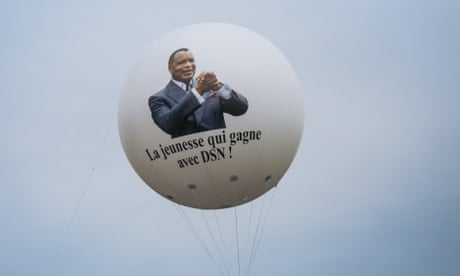 Sassou rules like an emperor while Congolese die from extreme poverty   Vava Tampa