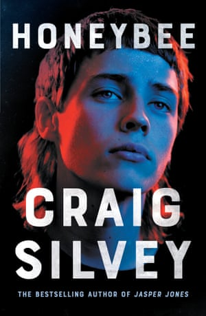 The cover of Honeybee, a new book by Craig Silvey out 29 September 2020.