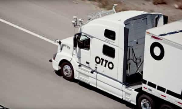 The relative cost increase of autonomous technology could make more sense for trucks.