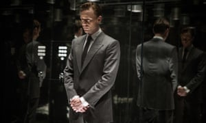 Going up ... Tom Hiddleston in High-Rise