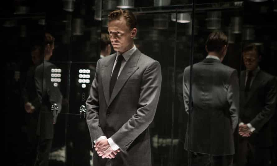 Tom Hiddleston as Dr Laing in High-Rise.