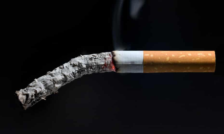 The World Health Organisation's convention on tobacco control says 'no branch of government, including local government, should have any financial interest or investment in the tobacco industry'.