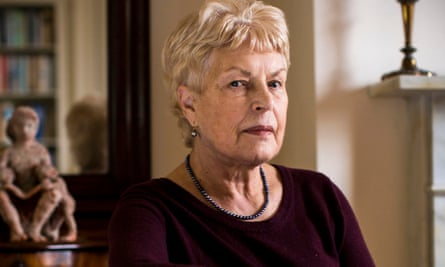 Ruth Rendell. Photograph by Felix Clay for the Guardian
