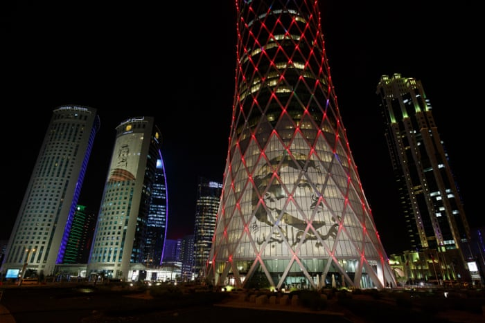 Four years to go: Qatar on course for its improbable World