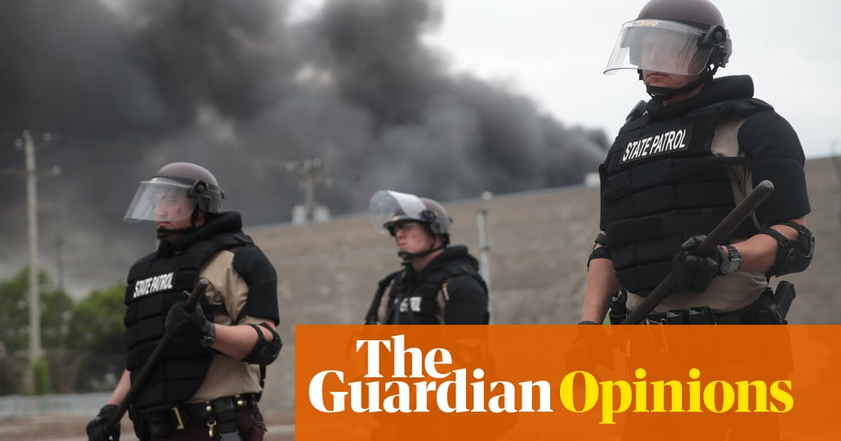 The answer to police violence is not 'reform'. It's defunding. Here's why