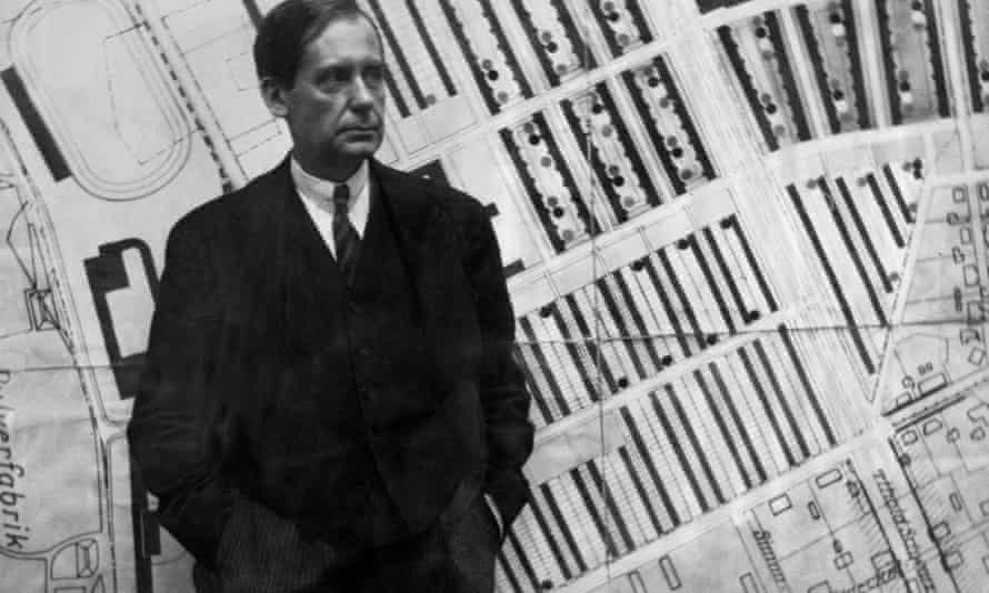 Walter Gropius, 1930.
