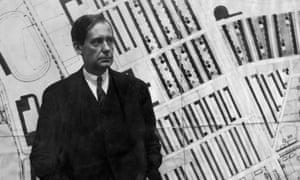 Walter Gropius in 1930.