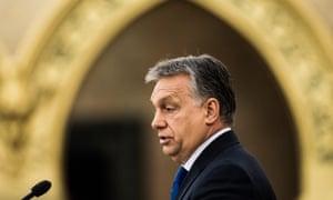 Hungary PM Viktor Orbán