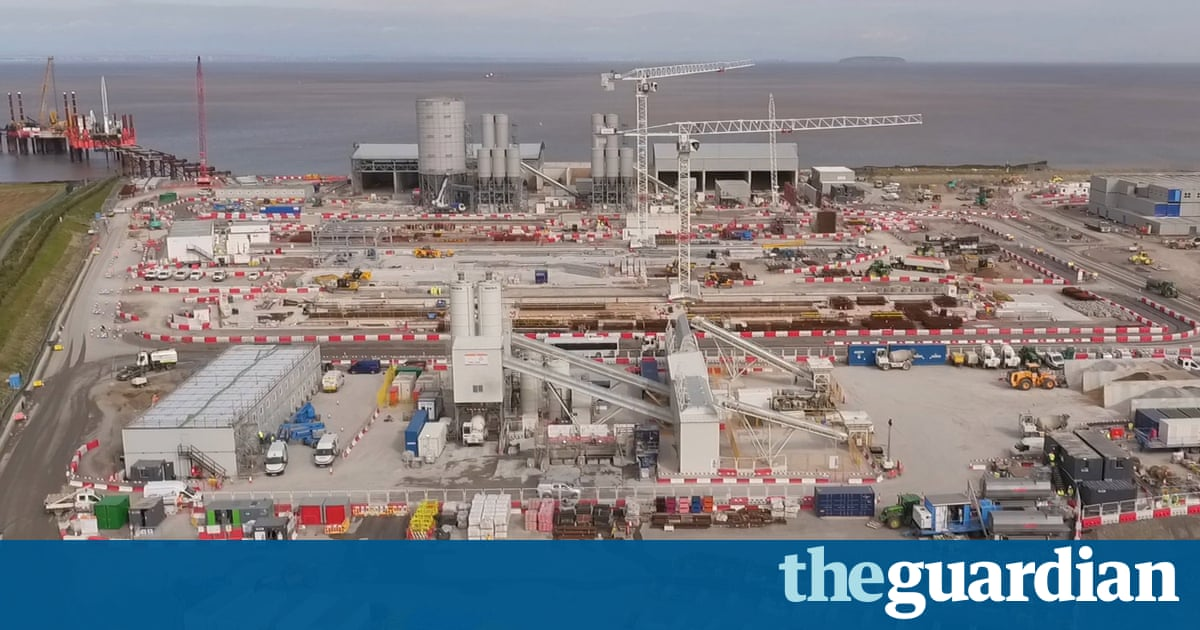 Electricity consumers 'to fund nuclear weapons through Hinkley Point C'