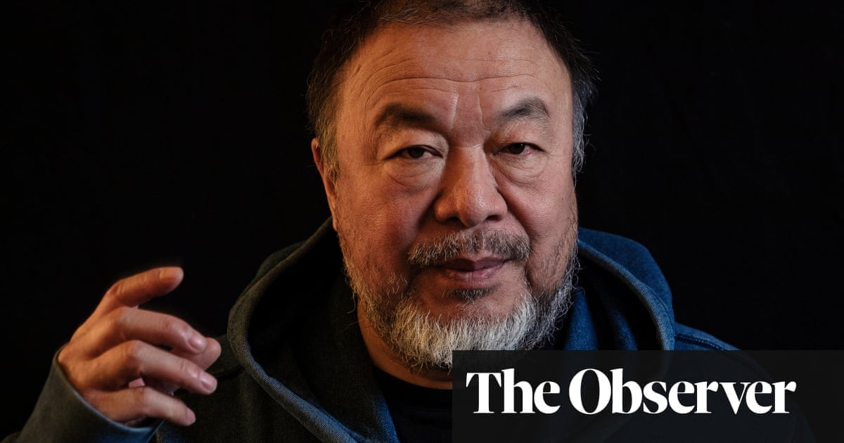 1,000 Years of Joys and Sorrows by Ai Weiwei review – a life of dissent