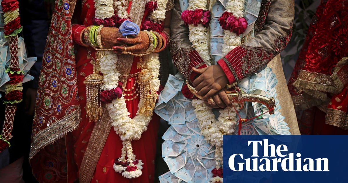 'Deeply rooted tradition': one man's long fight to end illegal dowries in India