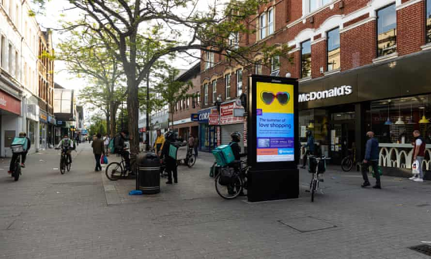 Hounslow, west London, has become a hotspot for B.1.617.2 lineage, first identified in India.