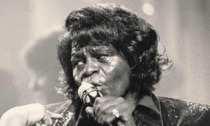James Brown.