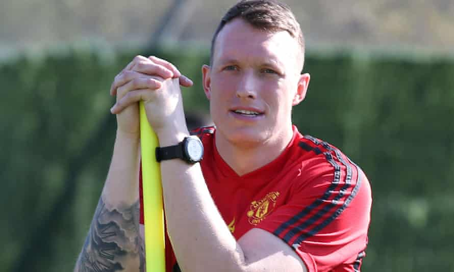 Will Phil Jones be turning out for Newcastle soon?