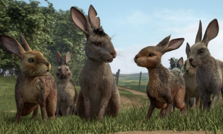 Absolutely no tension or dread … Watership Down.