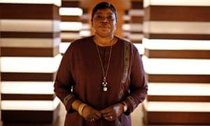 Fatou Bensouda, chief prosecutor for the international criminal court.