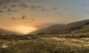 Mountains and murder mystery … Wicklow, Ireland, the setting for Jo Spain's Sleeping Beauties. Photograph: Alamy