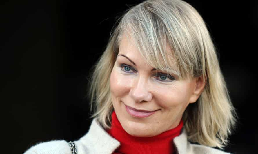 Margarita Louis-Dreyfus owns the French first-division football club Olympique de Marseille.