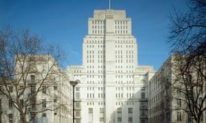 University of London Senate House