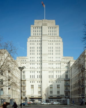 Senate House, University of London.
