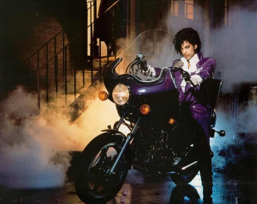 Take Me with U ... Prince.