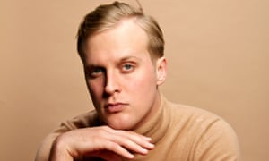 John Early: 'I grew up using comedy to express my rage'.