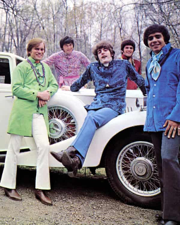 Tommy James & the Shondells in the 60s.